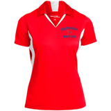 Women's Moisture Wicking Polo - South Glens Falls Wrestling
