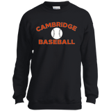 Youth Crewneck Sweatshirt - Cambridge Baseball