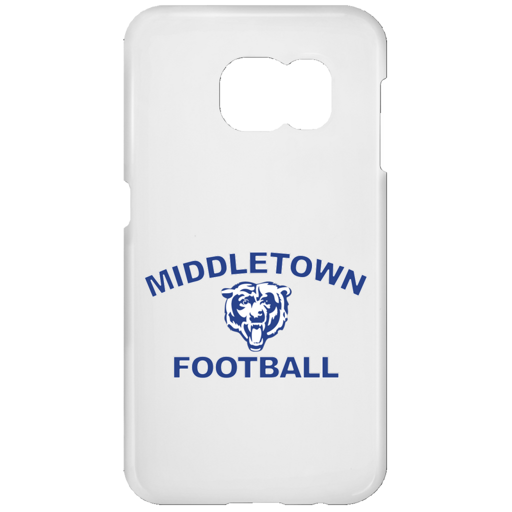 Samsung Galaxy S7 Phone Case - Middletown Football