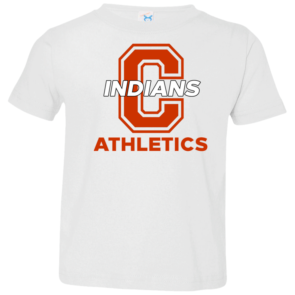 Toddler T-Shirt - Cambridge Athletics - C Logo