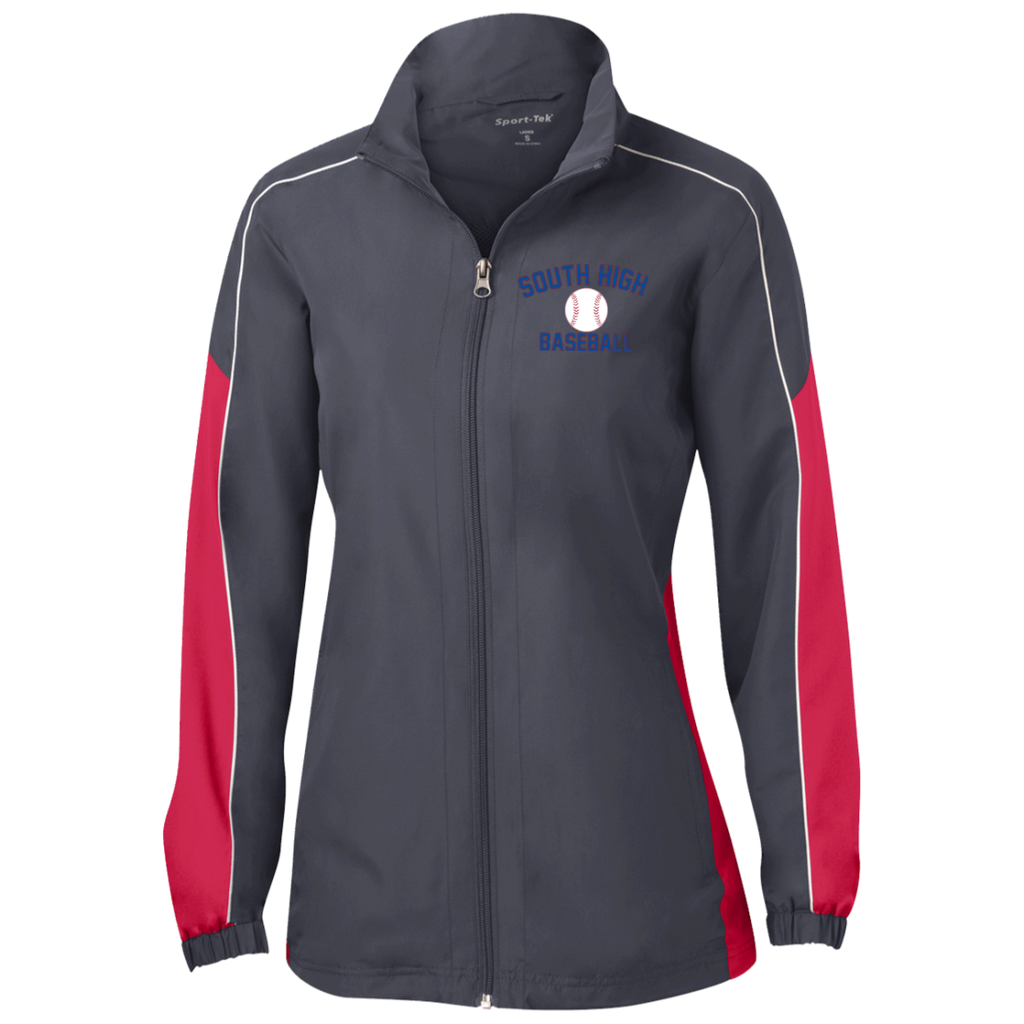 Women's Colorblock Windbreaker - South Glens Falls Baseball