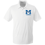 Men's Solid Moisture Wicking Polo - Middletown Tennis
