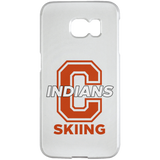 Samsung Galaxy S6 Edge Case - Cambridge Skiing - C Logo