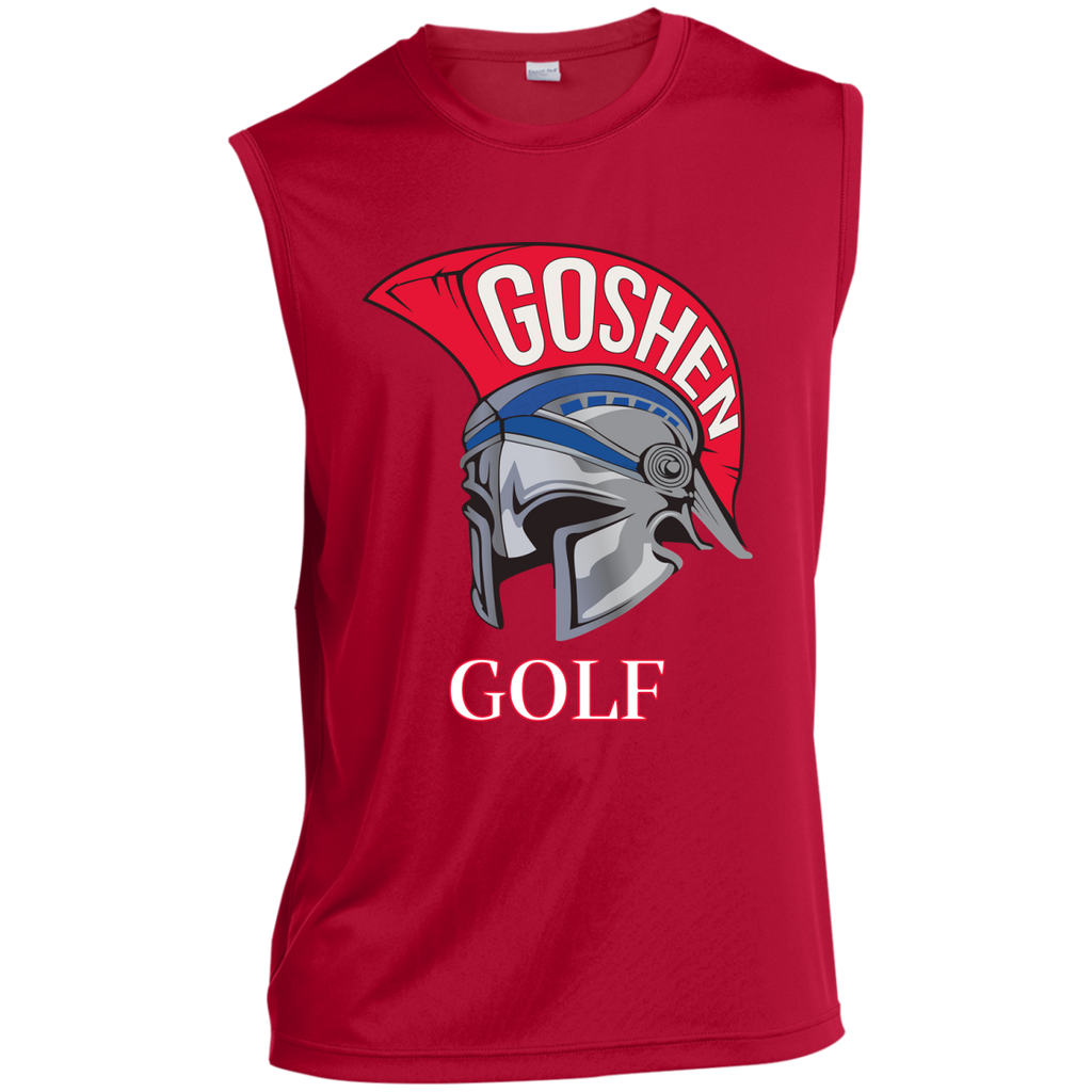 Sleeveless Performance T-Shirt - Goshen Golf