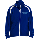 Youth Windbreaker - Middletown Softball - Block Logo