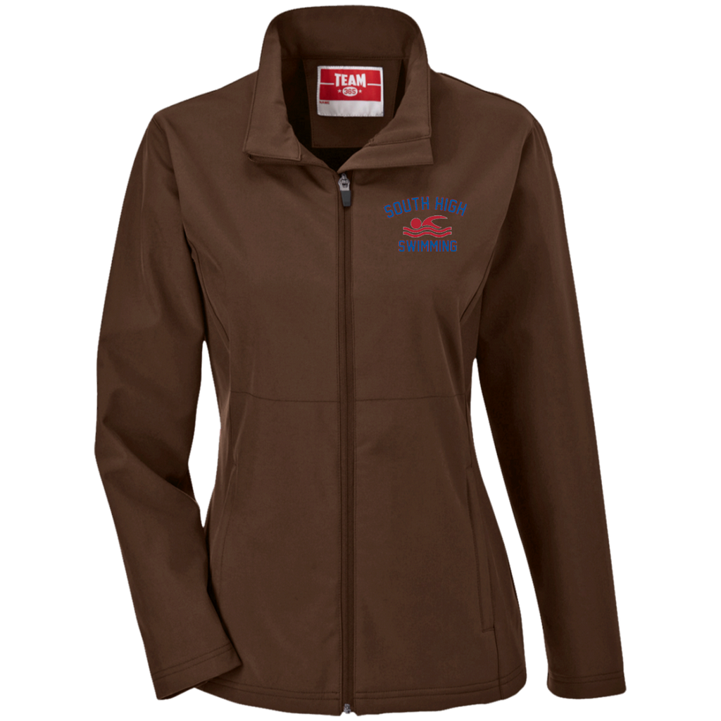 Women's Soft Shell Jacket - South Glens Falls Swimming