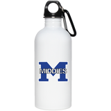 Water Bottle - Middletown Middies