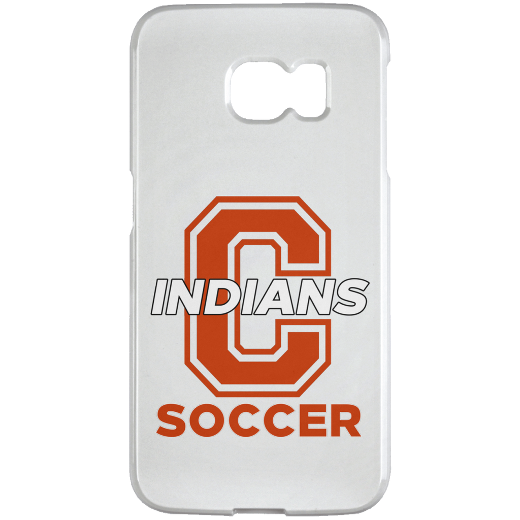 Samsung Galaxy S6 Edge Case - Cambridge Soccer - C Logo