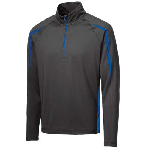 Men's Sport Wicking Half-Zip