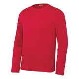 Youth Moisture Wicking Long Sleeve T-Shirt