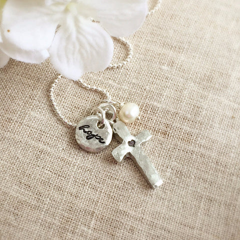 Cross & Hope Necklace
