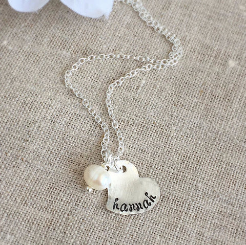 Petite Personalized Heart