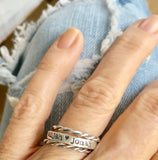 Mother Stacking Rings