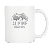 Alpine Meadows Coffee Mug, 11 Ounce