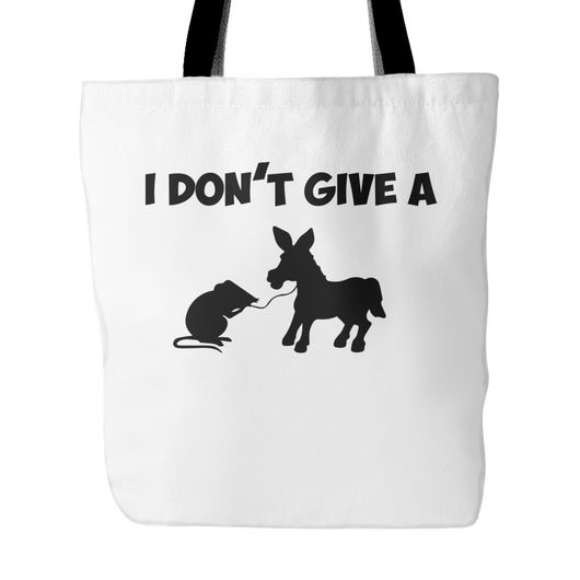 I Don't Give A Tote Bag, 18