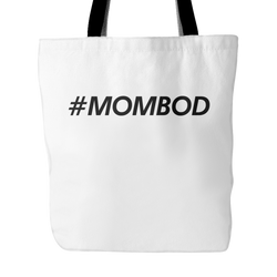 #Mombod Tote Bag, 18 inches x 18 inches