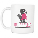 Mamasaurus Coffee Mug, 11 Ounce