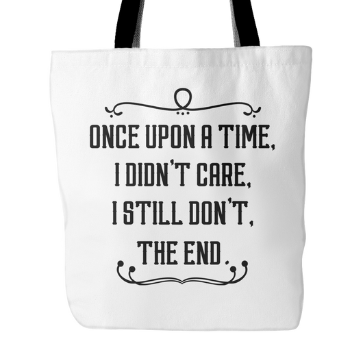 Once Upon A Time Tote Bag, 18
