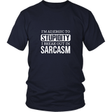 Break Out In Sarcasm Shirt