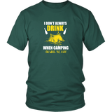 I Don't Drink Shirt