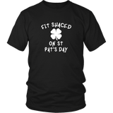 Fit Shaced On Pat's Day Shirt