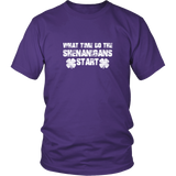 What Time Do The Shenanigans Start Shirt
