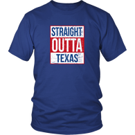 Straight Outta Texas Shirt