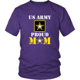 US Army Proud Mom Shirt