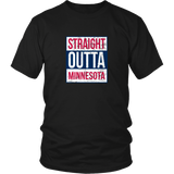 Straight Outta Minnesota Shirt