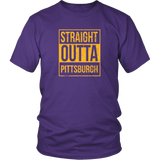 Straight Outta Pittsburch Shirt