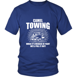 Camel Towing Shirt