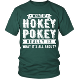 What IF Hokey Pokey Really Is What it's All About Shirt