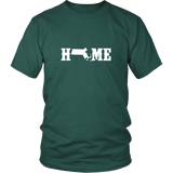 Massachusetts State Home Shirt