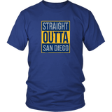 Straight Outta San Diego Shirt
