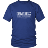 Common Sense Shirt