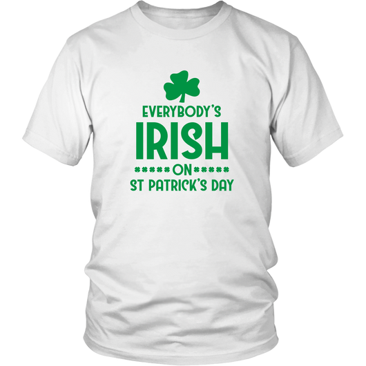 Everybody's Irish Shirt