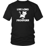Live Long Prospurr Shirt