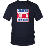 Straight Outta New York Shirt