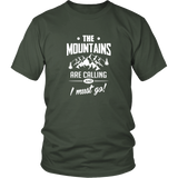 The Mountains Shirt