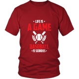Baseball Is Serious Shirt