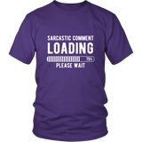 Sarcastic Comment Shirt