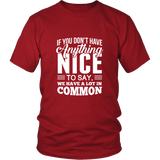 Common Shirt