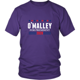 O'malley For President Shirt