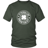 St. Patrick's Day Drinking Team Shirt
