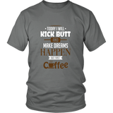 Today I Will Kick Butt Shirt
