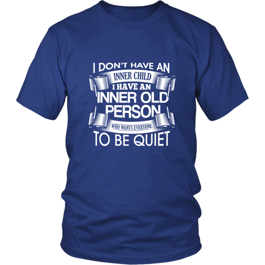 Inner Old Person Shirt
