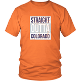 Straight Outta Colorado Shirt