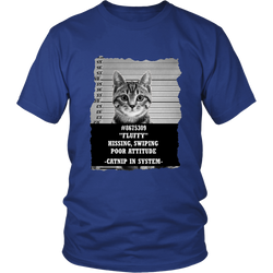 Catnip In System Shirt