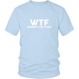 Where's the Food Shirt