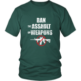 Ban The Assault On Weapons Shirt